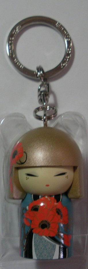 KIMMIDOLL COLLECTION-TAMA JEWEL KEYCHAIN TGKK046 NEW /& MINT IN BOX